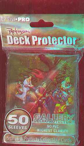 Image: Ultra Pro Keith Parkinsin Deck Protector Display: Horseman  -