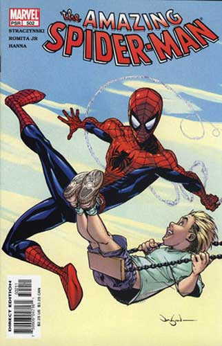 Image: Amazing Spider-Man #502 - Marvel Comics