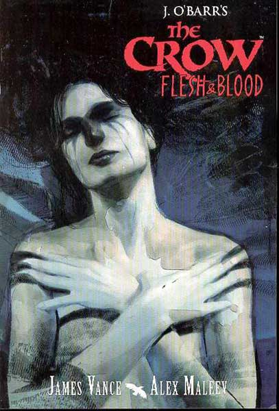 Image: Crow: Flesh & Blood SC  - Dark Horse Comics