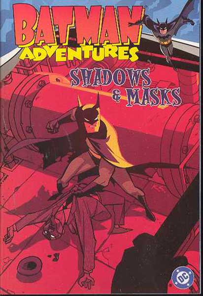 Image: Batman Adventures Vol. 02: Shadows & Masks SC  - DC Comics