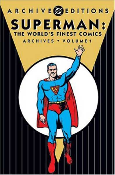Image: Superman in World's Finest Archives Vol. 01 HC  - DC Comics
