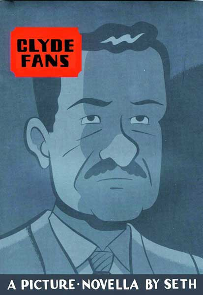 Image: Clyde Fans Book One HC  - Drawn & Quarterly