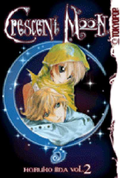 Image: Crescent Moon Vol. 2 SC  - Tokyopop
