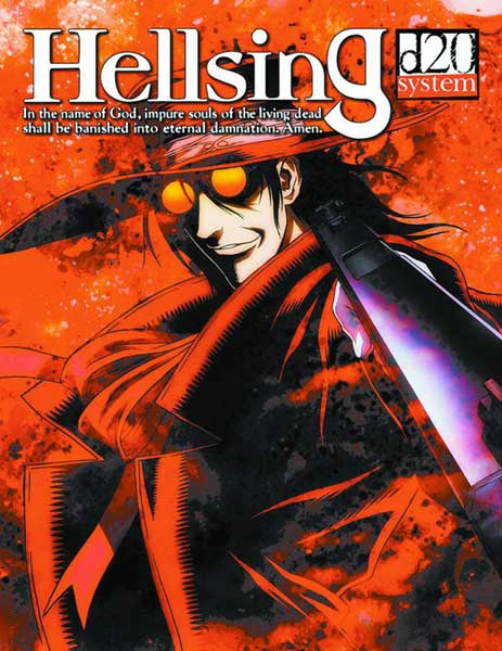Image: Hellsing D20 Supplement and Episode Guide SC  -
