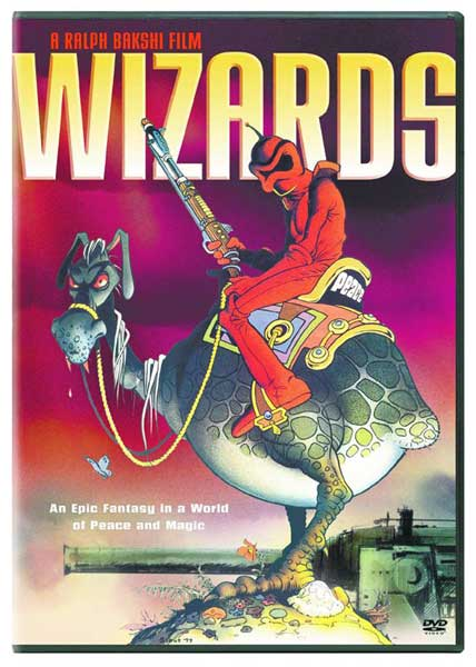 Image: Wizards DVD  -