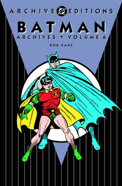 Image: Batman Archives Vol. 06 HC  - DC Comics