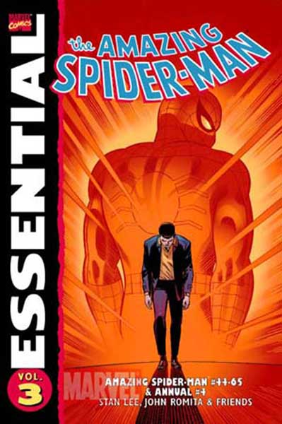 Image: Essential Spider-Man Vol. 03 SC  - Marvel Comics