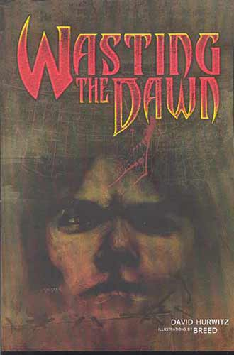 Image: Wasting the Dawn Novel HC  - IDW Publishing