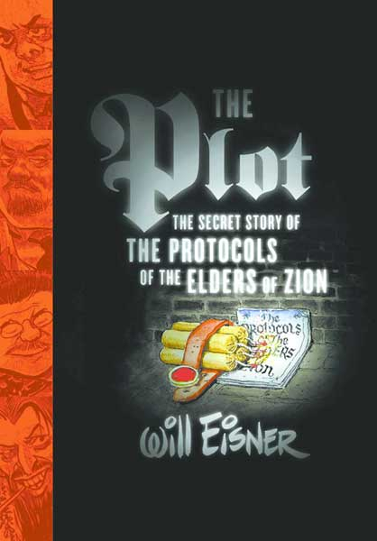 Image: The Plot: Secret Story of Protocols of the Elders of Zion  -