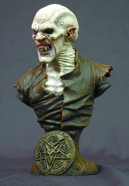 Image: Buffy the Vampire Slayer: Ubervamp Bust  -