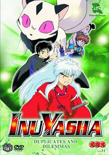 Image: Inuyasha Vol. 31: Duplicates & Dilemmas DVD  -