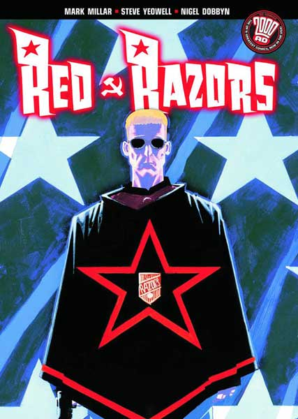 Image: Red Razors SC  - DC Comics