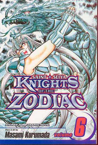 Image: Knights of the Zodiac Vol. 06 SC  - Viz Media LLC
