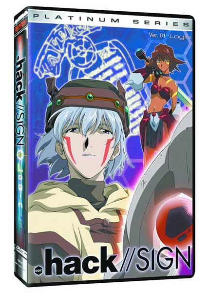 Image: .Hack//Sign Complete Collection Set DVD  -