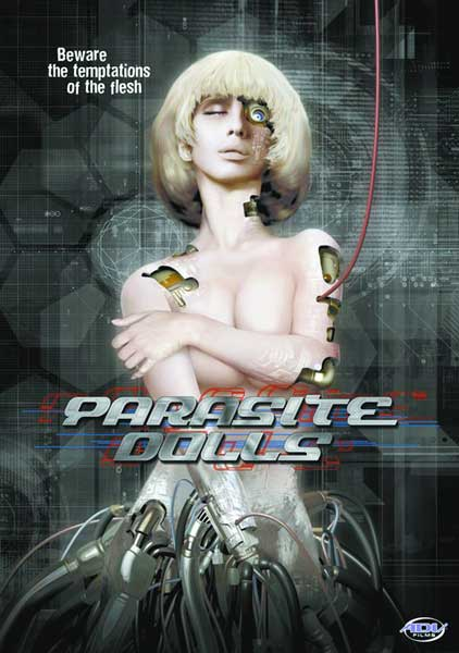 Image: Parasite Dolls Vol. 1 DVD  -