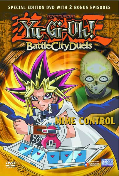 Image: Yu-Gi-Oh! Uncut Vol. 1: Shadow Games DVD  -