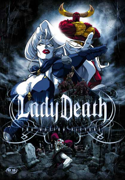 Image: Lady Death Movie DVD  -