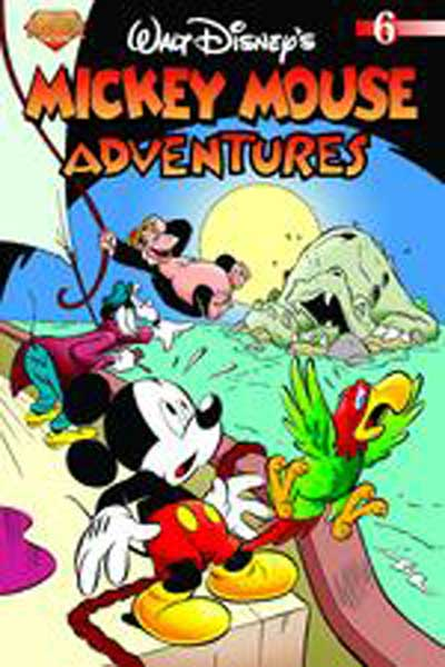 Image: Mickey Mouse Adventures Vol. 06 SC  - Gemstone Publishing