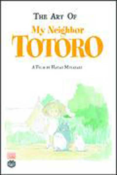 Image: Art of My Neighbor, Totoro HC  - Viz Media LLC