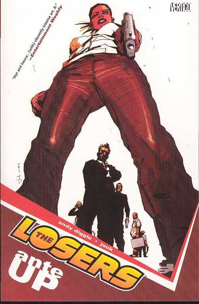 Image: Losers: Ante Up SC  - DC Comics