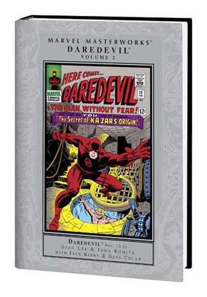Image: Marvel Masterworks: Daredevil Vol. 02 HC  - Marvel Comics