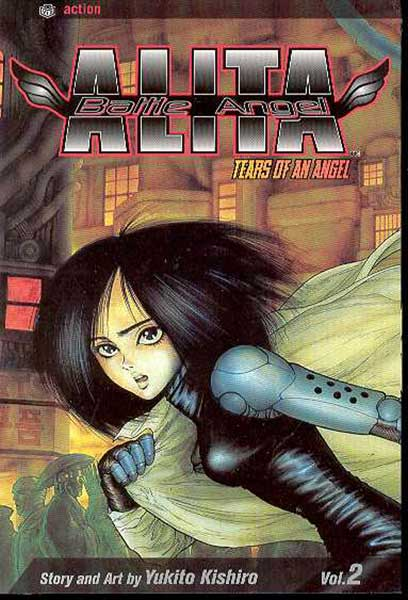 Image: Battle Angel Alita Vol. 02 SC  - Viz Media LLC
