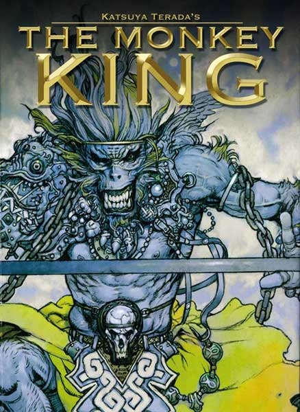 Image: Katsuya Terada's The Monkey King Vol. 01 SC  - Dark Horse Comics