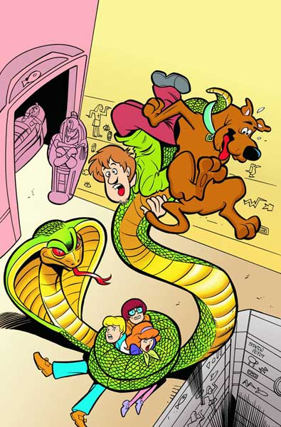 Image: Scooby-Doo Vol. 04: The Big Squeeze SC  - DC Comics