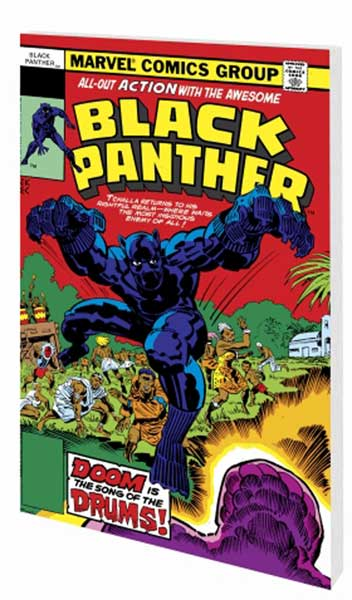 Image: Black Panther by Jack Kirby Vol. 01 SC  - Marvel Comics