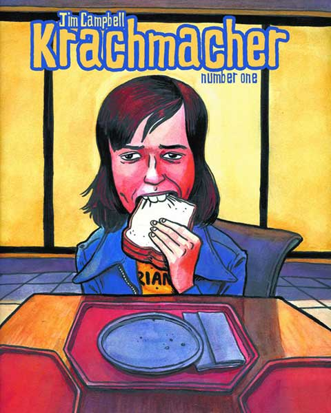 Image: Krachmacher SC  - Alternative Comics