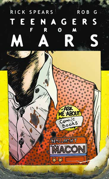 Image: Teenagers from Mars SC  - Gigantic Graphic Novels