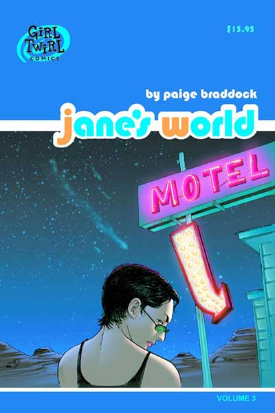 Image: Jane's World Vol. 03 SC  - Girl Twirl Comics
