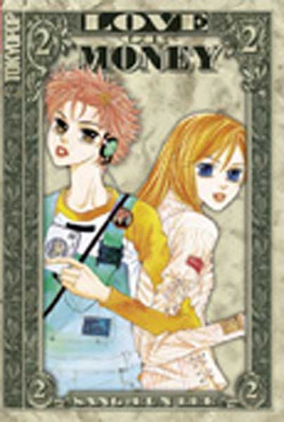 Image: Love or Money Vol. 2 SC  - Tokyopop