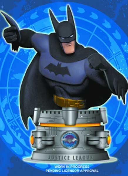 Image: Justice League Mini-Paperweight: Batman  -