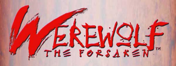 Image: Werewolf the Forsaken RPG HC  -