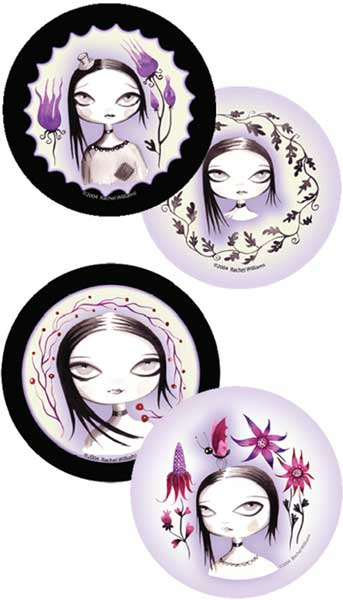 Image: Rachel Williams Coaster Set  -