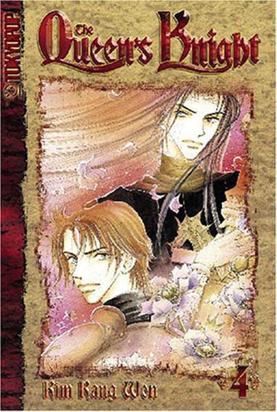 Image: Queen's Knight Vol. 4 SC  - Tokyopop
