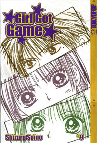 Image: Girl Got Game Vol. 9 SC  - Tokyopop