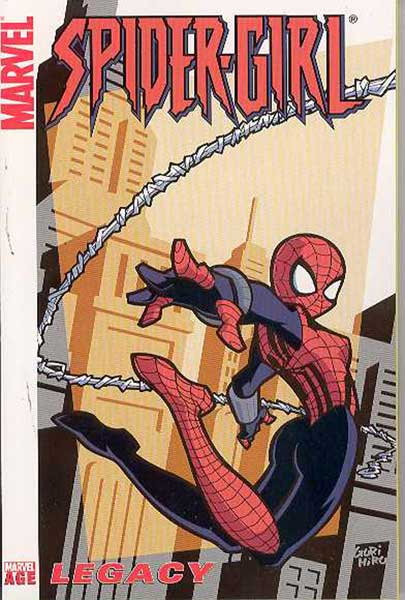 Image: Spider-Girl Vol. 1: Legacy  (digest) - Marvel Comics