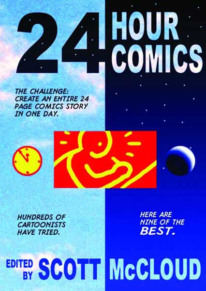 Image: 24 Hour Comics Vol. 01 SC  - About Comics
