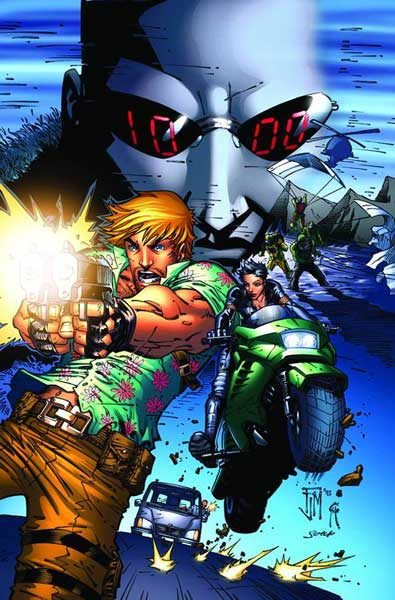 Image: G.I. Joe: Frontline Vol. 3: History Repeating SC  - Devils Due Publishing