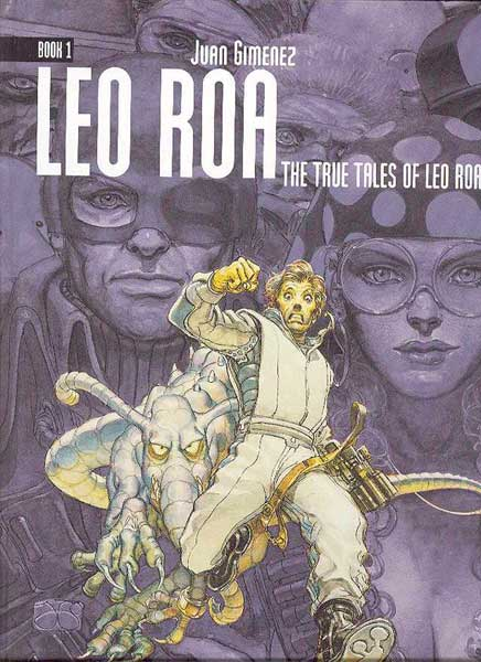 Image: Leo Roa Vol. 01: True Tales of Leo Roa HC  - DC Comics