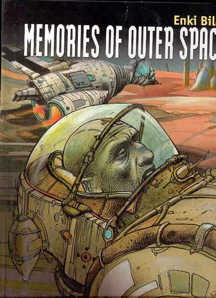 Image: Memories of Outer Space HC  - DC Comics