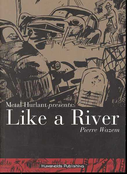 Image: Like a River SC  - DC Comics
