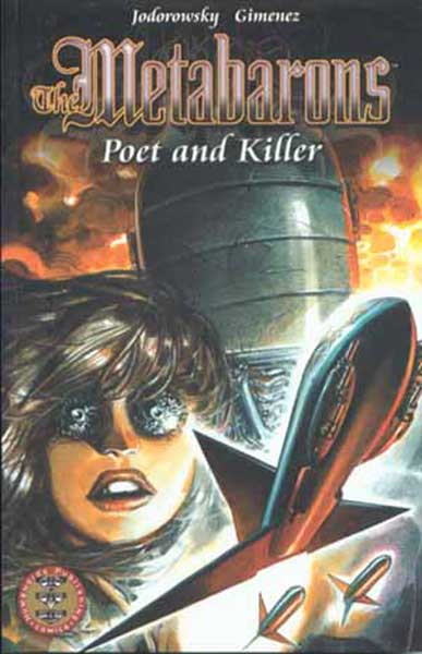 Image: Metabarons Vol. 03: Poet and Killer SC  - DC Comics