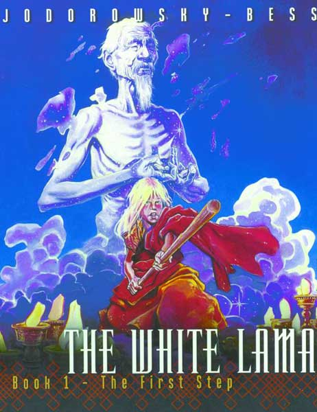 Image: White Lama Vol. 01 HC  - DC Comics