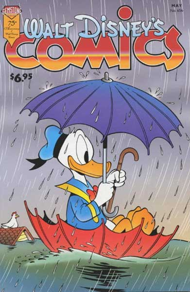 Image: Walt Disney's Comics & Stories #656 - Gemstone Publishing