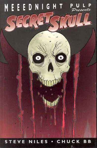 Image: Secret Skull SC  - IDW Publishing