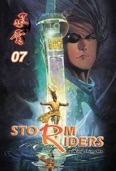 Image: Storm Riders Vol. 07 SC  - DR Master Publications Inc