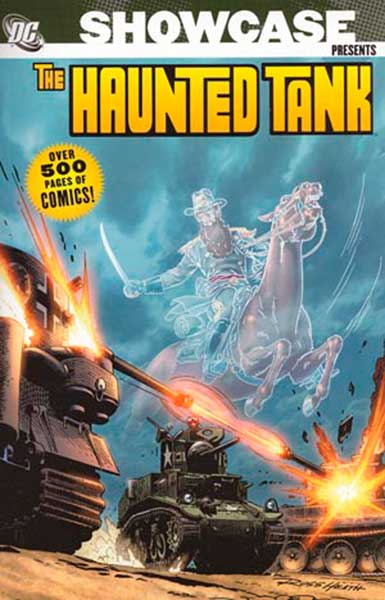 Image: Showcase Presents Haunted Tank Vol. 01 SC  - DC Comics
